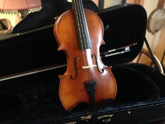 Fall Instrument Tuneup Special @ Burns Violins $75