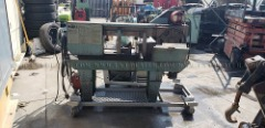 DOALL C-4 METAL CUTTING BAND SAW