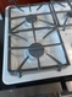 GE 36 INCH 5 BURNER COOK TOP POWER BOIL OPTION RIGHT FRONT BURNER