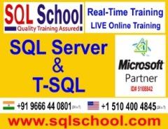 SQL Server Online Training