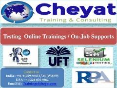 The Best UFT Online Training Institute - Cheyat Tech