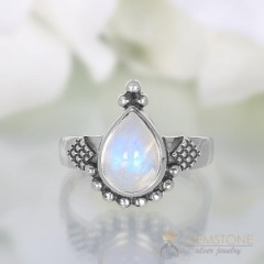 Moonstone Ring-Zesty Vision