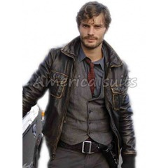 ​Jamie Dornan Sheriff Graham Jacket From Once Upon A Time​