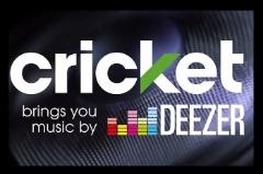 DEEZER RADIO ONLY @CRICKET WIRELESS SOUTHFIELD
