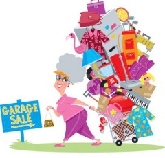 PACIFIC HILLS NEIGHBORHOOD GARAGE SALE
