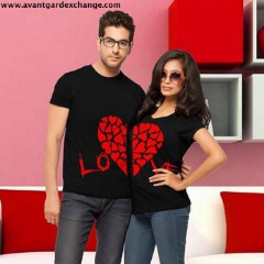 Cute matching couple shirts | Avantgard Exchange