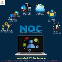 USA top network operation center conduct best NOC services