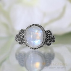 Moonstone Ring-A Million Stories