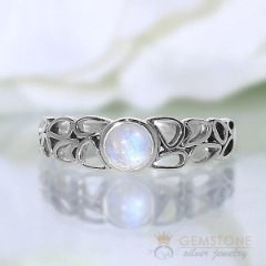 Moonstone Ring-Alluring Bundle