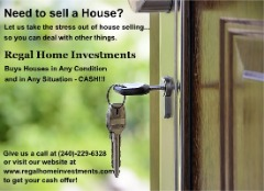 We will solve your house selling problems!