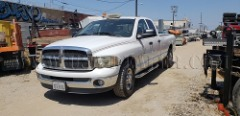 2003 DODGE RAM 2500 DIESEL PICK UP TRUCK