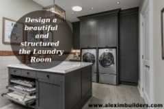Design a Beautiful and Structured Laundry Room