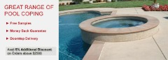 Shop For online Pool Coping Pavers