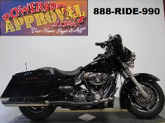 Used Harley Street Glide for sale with only 36,269 miles for $12,900! U3696