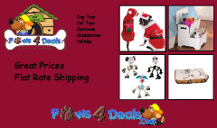 Top quality bargain priced pet products
