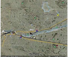 40 plus acres for sale in Newberry Springs Ca