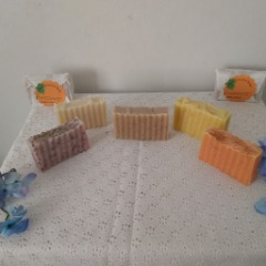 COCONUT MILK SOAPS !!!!!
