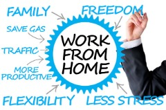THE WORK AT HOME DIRECTORY / 670+ COMPANIES OFFERING YOU WORK FROM HOME