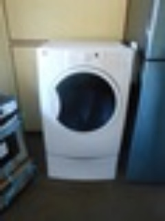 KENMORE ELITE ELECTRIC DRYER WITH PEDESTAL 5 TEMPERATURE PLUS AIR DRY 3 TIMED