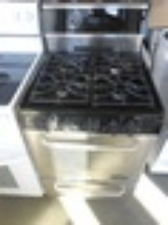 PREMIER PRO SERIES 24 INCH 4 BURNER FREE STANDING GAS RANGE
