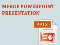 Merge PPT Online - PPTxMerge