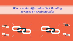 Where to Get Affordable Link Building Services By Professionals?