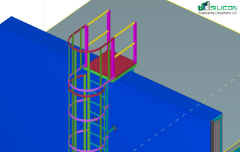 Structural Steel Detailing Services - Silicon Consultant llc