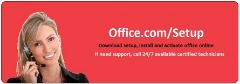 Download and Install or Reinstall MS Office- office.com/setup