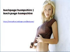 backpage hampshire is the best free-classified ad posting site.