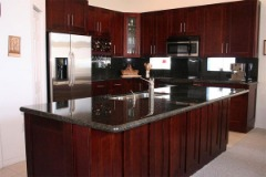 Choose Rich Cherry Wood Cabinets from GEC Cabinet Depot