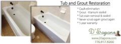 bathtub reglazing services