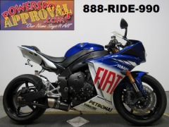 Used Yamaha R1 Limited Edition Team Fiat for sale U4430