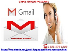 Stave Off Gmail Forgot Password Within A Least Possible Time Frame 1-855-479-1999