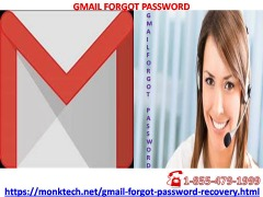 Get The Incredible Solution To The Whole Host Of Gmail Forgot Password Problems  1-855-479-1999