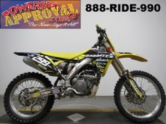 Used 2013 Suzuki RMZ250 Four Stroke for sale in Michigan U4403