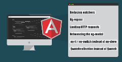 Result-oriented Angular web development solutions at affordable prices