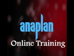 Anaplan Online training, Get Certified Now 100% Practical !