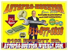 Brake Shop in Jersey Village   Houston Harris County TX since 2006