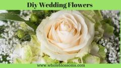 Buy wedding flower for perfect arrangements & decoration