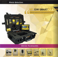 MF 1200 Active best device for detection
