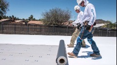 Flat roof replacement companies in New York