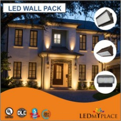LED Wall Pack -- Ideal For Illuminating Outdoor Landscape Lighting