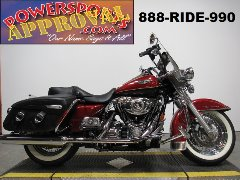2007 Used Harley Road King for sale. U4109