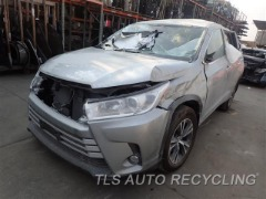 Used Parts for Toyota HIGHLANDR - 2018 - 901.TO1D18 - Stock# 8411GR