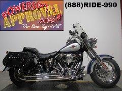 2007 Used Harley Davidson Fat Boy for sale. U4036