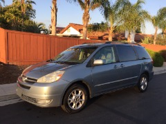2005 Toyota Sienna LXE Limited - $3500