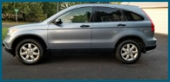 2007 honda cr-v ex in excellent condition