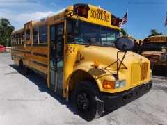 '04 International School Bus with Lift- No Seats Conversion Ready- $10,500!!