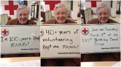 Oswego County Blood Drive Volunteers Needed