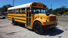 '93 International 8 Row School Bus  $6,500!!